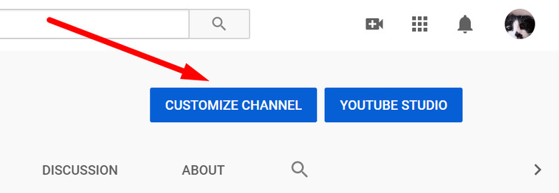 How to Change the Design of a YouTube Channel