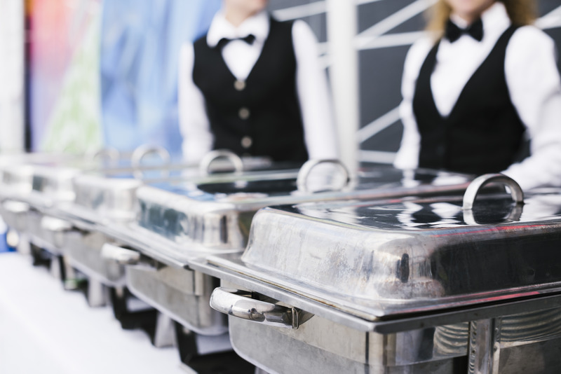 Does a business need a catering partner?