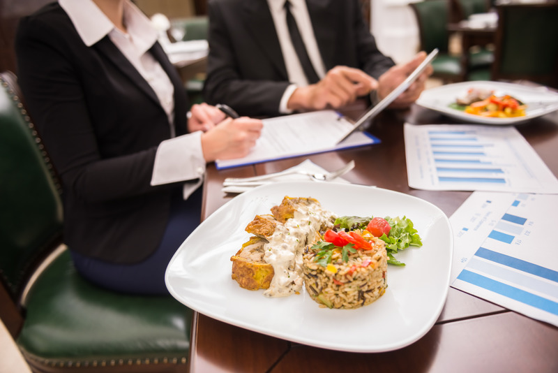 Catering+business=new deals