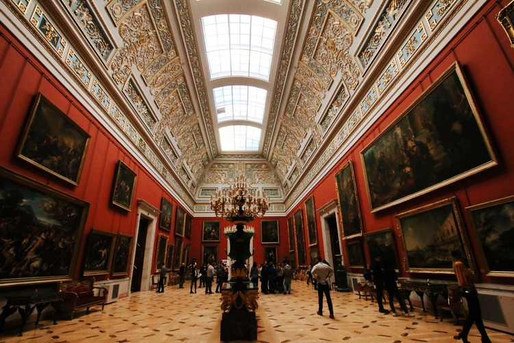 Virtual exhibitions museums